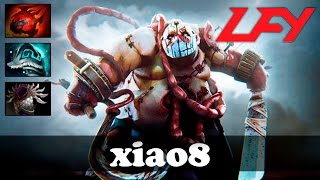 xiao8 pudge 7000 hp   lgd forever young dota 2