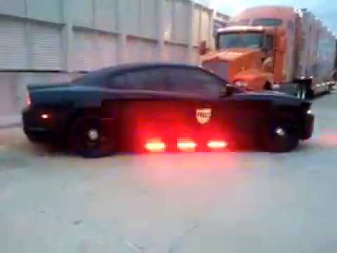 HG2 Emergency Lighting Dodge Charger Runner Lighting Package YouTube