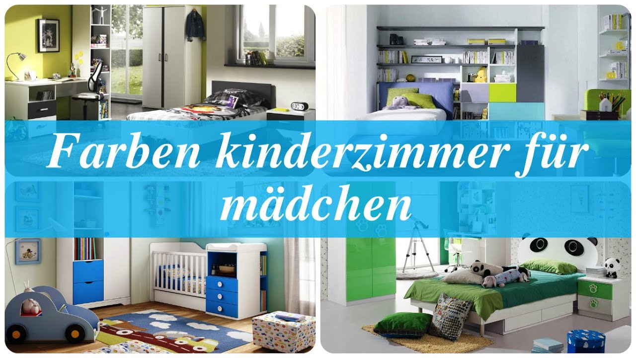farben kinderzimmer f r m dchen youtube. Black Bedroom Furniture Sets. Home Design Ideas