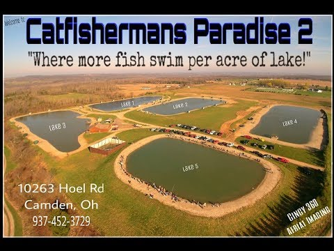 CATFISHERMANS PARADISE  BIG BANG MAY  2018