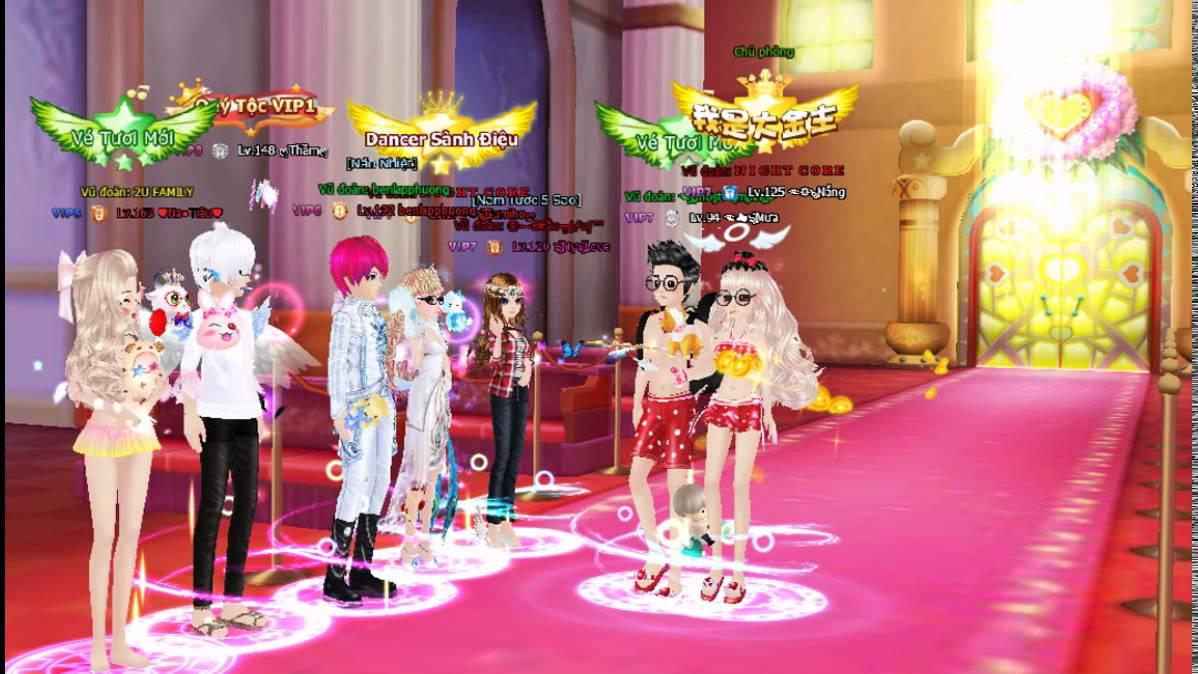 [2u.zing.vn] Đám Cưới của Mưa & Nắng ( Game 2U Server Tokyo )