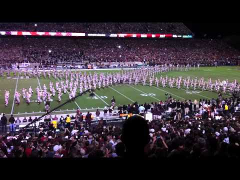Sights and Sounds from Texas A&M - Nebraska Game 2010