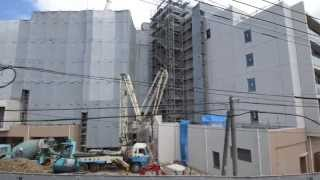 西鉄サンカルナ福岡城南 安藤・ハザマ爆音工事