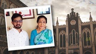 Teaching in St. Xavier's (and meeting Asha Bhosle)