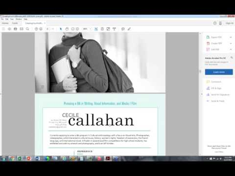 2015 11 27 12 00 Free   Creating Your First Resume