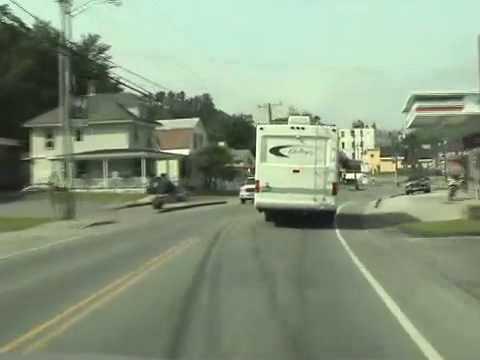 US-302 West, New Hampshire to Vermont REMIX