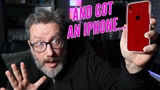 I Got Rid of My iPhone...