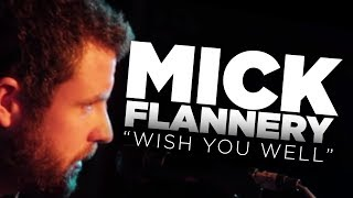 WGBH Music: Mick Flannery - Wish You Well (live)