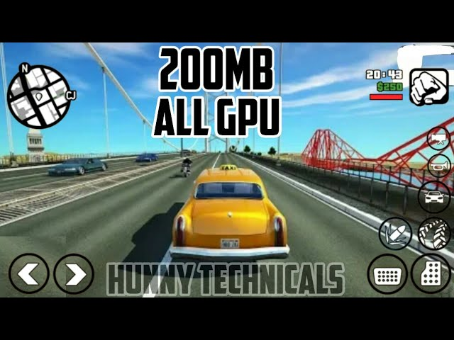HOW TO DOWNLOAD GTA SAN ANDREAS LITE ANDROID || HIGHLY COMPRESSED 200MB ALL GPU || #1