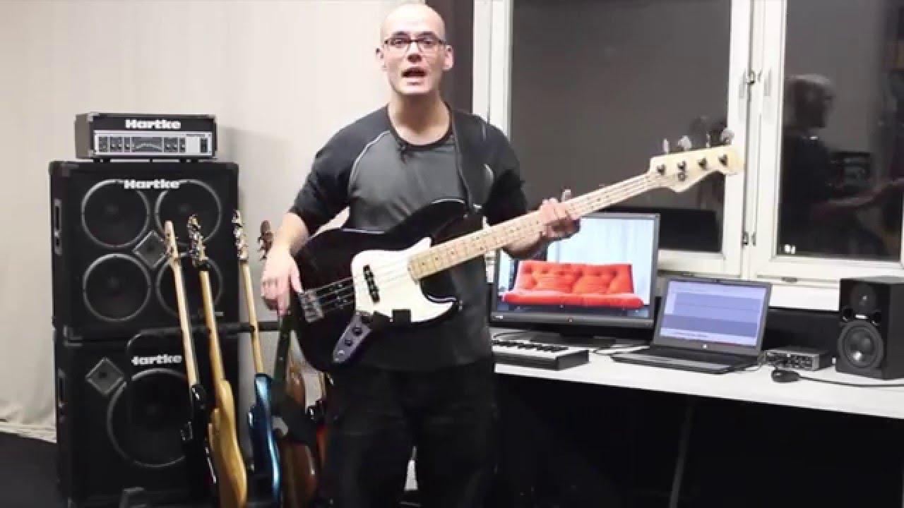 Bass Spielen Lernen