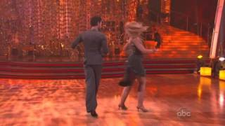 Kristie Alley and Maksim Chmerkovskiy Dancing with the Stars Final Dance final night