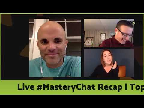 #MasteryChat Recap On Facebook For 12/20/18 - YouTube