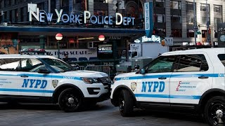 NYPD says emailed bomb threats are