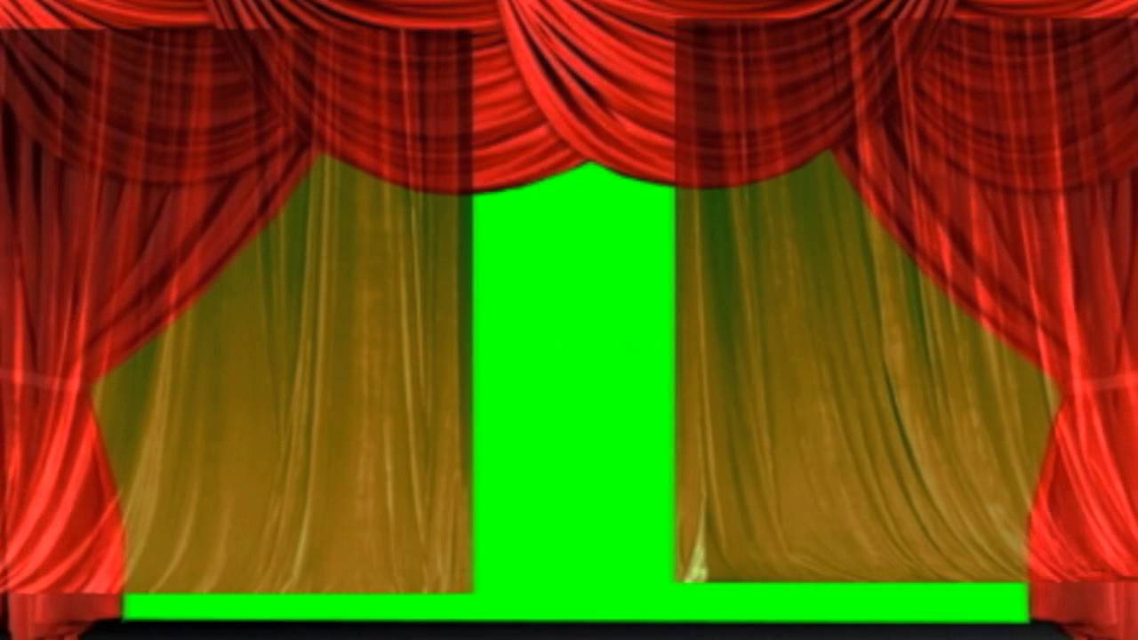 Stage curtains animation - Stage Curtains Animation 46