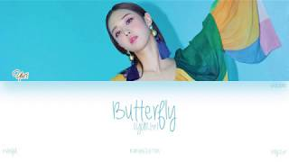 [2.58 MB] [HAN|ROM|ENG] YURI (유리) - Butterfly (Color Coded Lyrics)