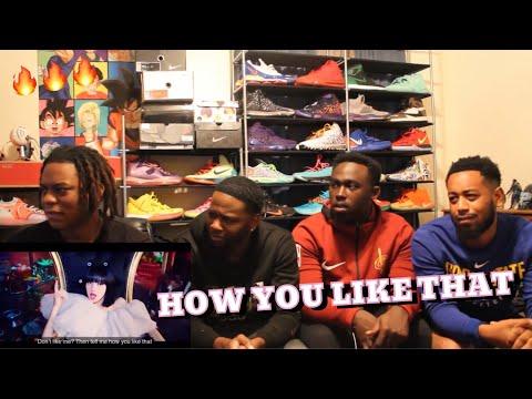 BLACKPINK - 'How You Like That' M/V | REACTION |