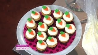 How To Make 50-calorie Carrot Cupcakes