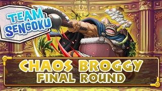 [OPTC Coliseum] Broggy Chaos - FINAL ROUND - Broggy - Team Sengoku