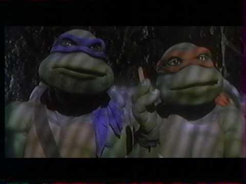 Les Tortues Ninjas Film 1990 Partie 1 Youtube