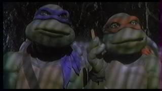 LES TORTUES NINJAS FILM 1990 PARTIE 1