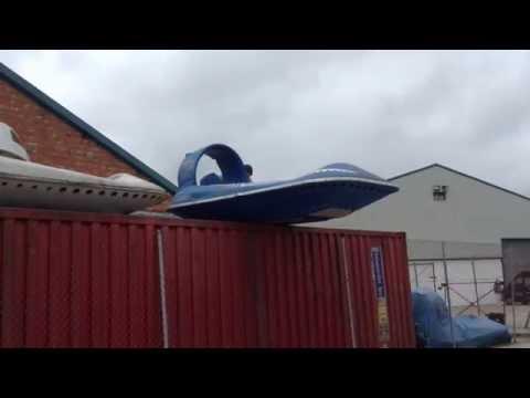 Hovercraft Durability