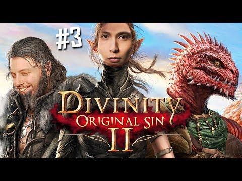 SingxGorgc CO-OP: Divinity ORIGINAL SIN II #3