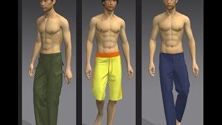 How to Make Pants in Marvelous Designer
