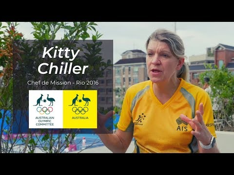 Kitty Chiller | 2016 Rio Olympics Chef De Mission