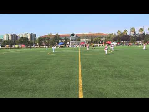 De Anza Force U12 Academy 2007 vs Sacramento Republic 1 2 20170820