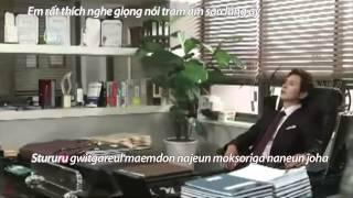 [iTV Subteam   Vietsub + Kara] 12128. Everyday (A Gentleman's Dignity OST) - Park Eun Woo