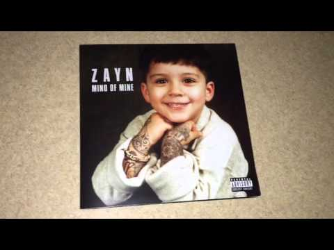 Unboxing ZAYN - Mind Of Mine (Target Deluxe Edition)