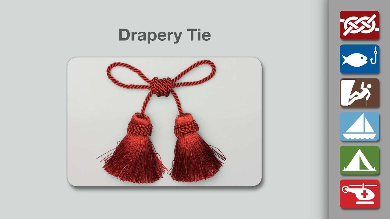 Drapery Tie