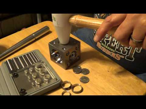 Youtube Coin Ring Making