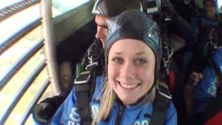 15,000ft skydive :-)