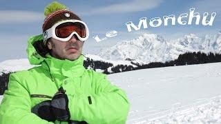 Ski : Le monchu aux sports d'hivers (bande-annonce test)