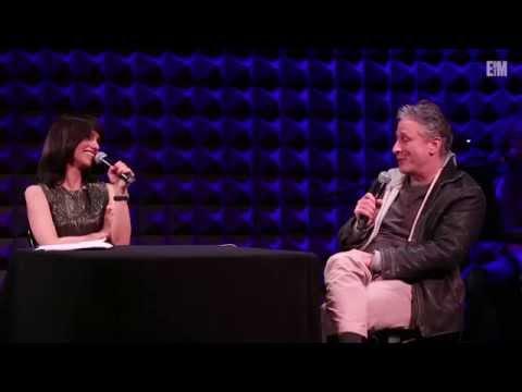 Jon Stewart 2015 - Catie Lazarus's Uncircumcised Interview with Jon Stewart