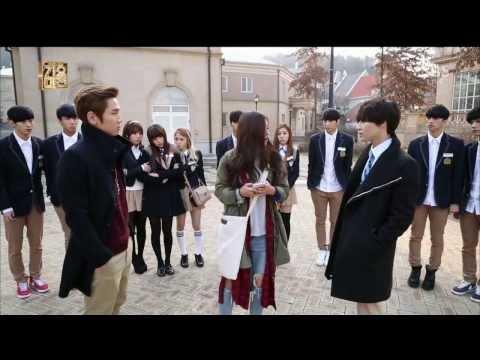 "[Full-HD] 131229 Part1 ""Master's Sun + Heirs"" Parody @2013 SBS Gayo Daejeon"