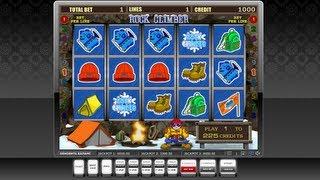 Слот игра ROCK KCLIMBER(Игра: ROCK KCLIMBER Описание: 9 линий, бонус игра http://re-casino.ru/ - система управления игровыми залами Данный софт можн..., 2013-03-08T13:28:21.000Z)