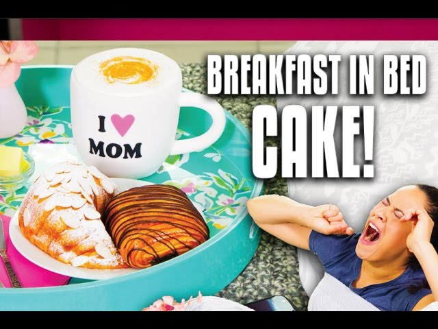 how-to-make-cakes-that-look-like-croissants-fruit-bowl-and-cappuccino-for-mother-s-day-surprise
