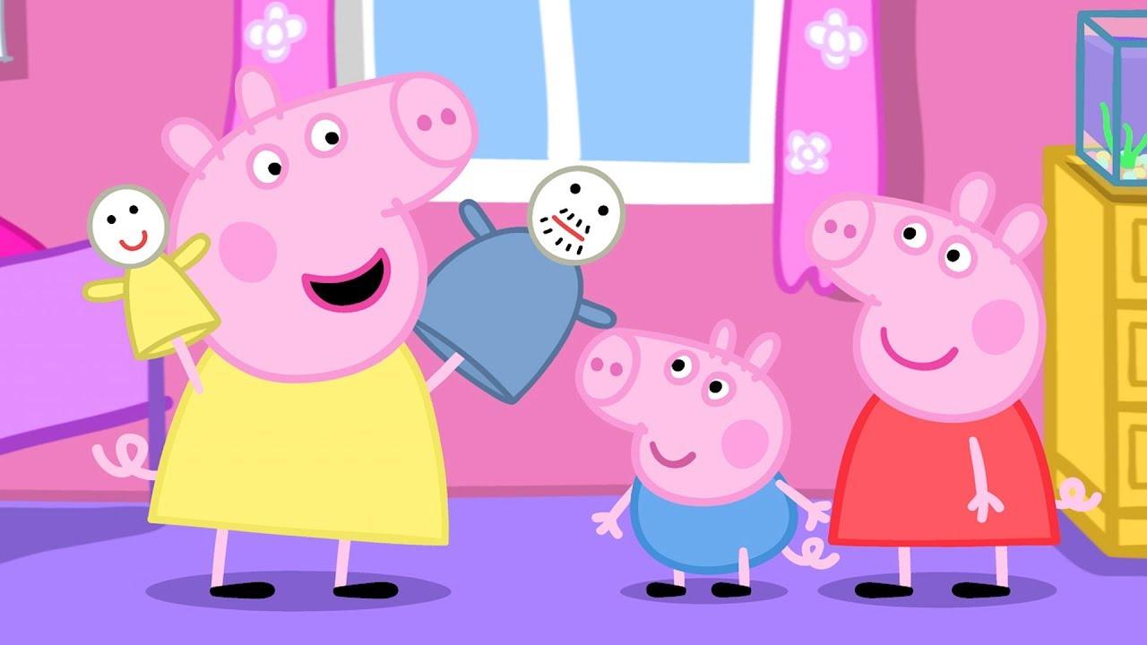 Peppa Pig Portugues Brasil Arte Hd Desenhos Animados Youtube