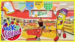 BACK TO SCHOOL SHOPPING WITH ALISSON 2018   TARGET   SISTER FOREVER