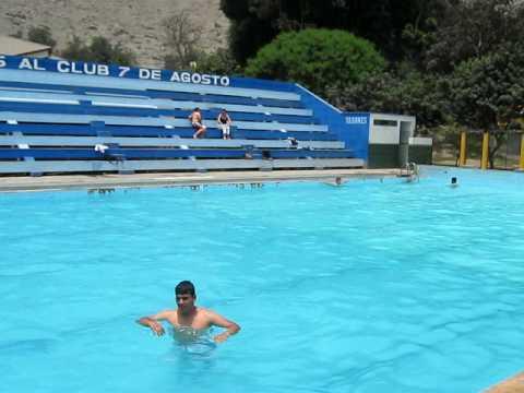 Clubes campestres chosica campamentos piscinas club 7 de for Piscina 7 de agosto