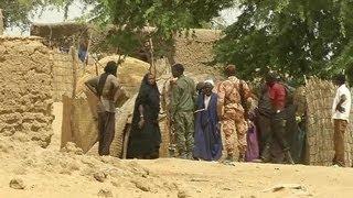 L'armée malienne traque les terroristes sur l'île de Kadji - 04/03