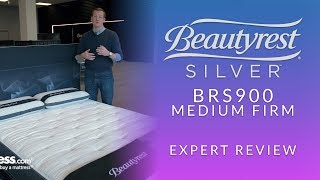 Beautyrest Silver Level 1 BRS900 Medium Firm Mattress Expert Review
