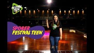 Baixar SPOILER FESTIVAL TEEN: Tour pela Audio   Festival Teen