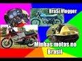 Motos que eu tive no Brasil, voce lembra delas?? Dá só uma olhada ! En portugues
