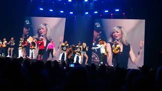 """New kids on the block """"80's baby"""" Allstate Arena Chicago June-15-2019 Video"""