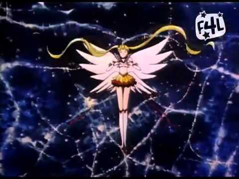 Sailor moon stars opening English