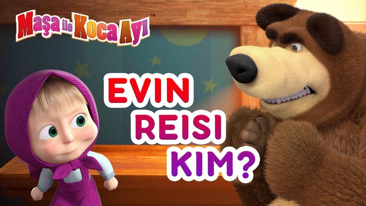 Download Maşa İle Koca Ayı - Evin Reisi Kim? 👧⚡🐻