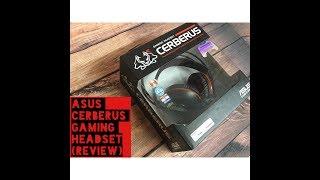 ASUS Cerberus Gaming Headset (Test & Review)